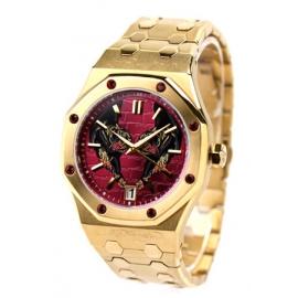 Ed Hardy hodinky s celokovovým remienkom