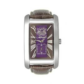 Ed Hardy hodinky s koženým remienkom