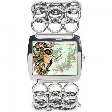 Dizajnové Ed Hardy hodinky
